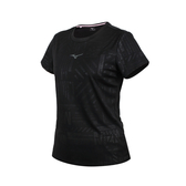 MIZUNO 女款短袖T恤(免運 吸濕快乾 運動 上衣 台灣製 美津濃≡體院≡ 32TA0702