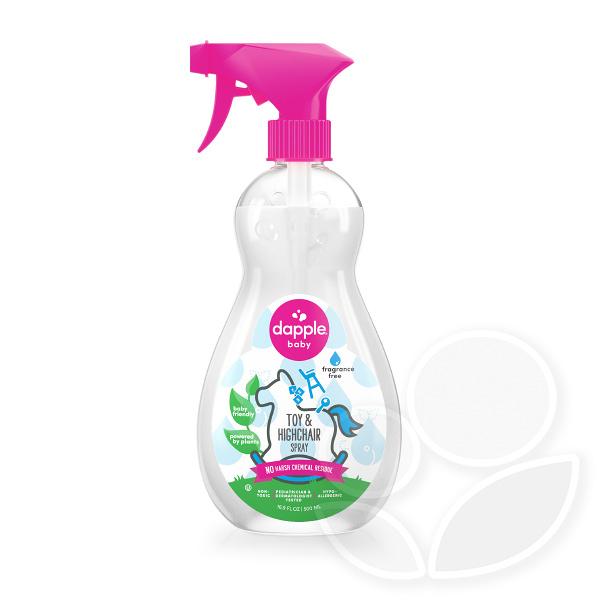 美國dapple 玩具清潔噴霧-無香精-500ml【佳兒園婦幼館】