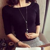 項鍊 925純銀珍珠墜飾-時尚鑲鑽生日情人節禮物女飾品73gy8【時尚巴黎】
