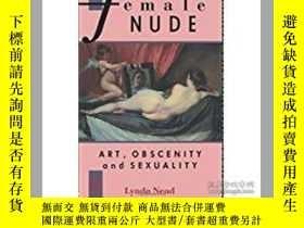 二手書博民逛書店The罕見Female Nude: Art, Obscenity