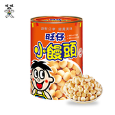 旺旺 旺仔小饅頭(餅乾) 210g/罐 奶蛋素 明星產品