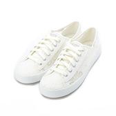 KEDS KICKSTART 鏤空蕾絲綁帶休閒鞋 白 9202W122952 女鞋 平底│小白鞋