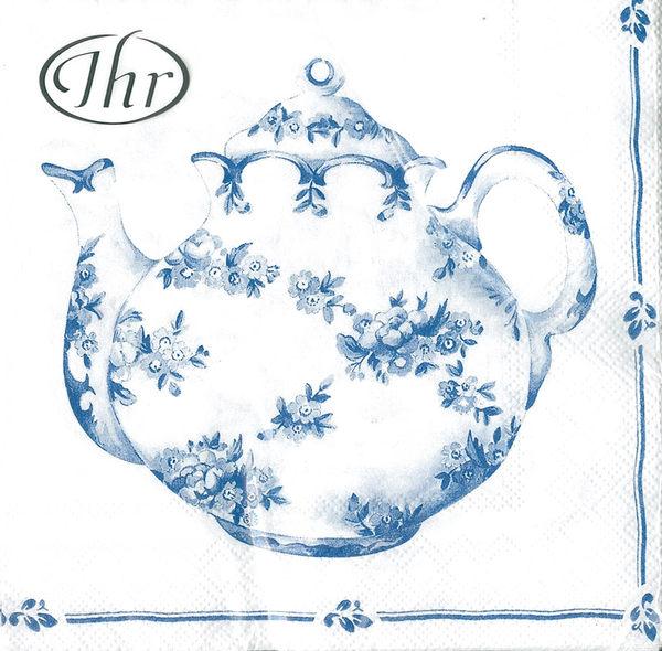 新貨到!茶具組-德國 IHR 餐巾紙(33x33cm)