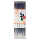 櫻花牌   CA2005VD AKASHIYA (彩)專業用日本彩繪毛筆(5支入)冬 / 盒