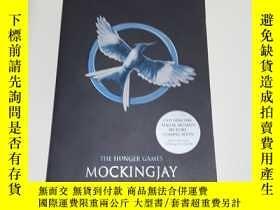 二手書博民逛書店The罕見Hunger Games MockingJayY267