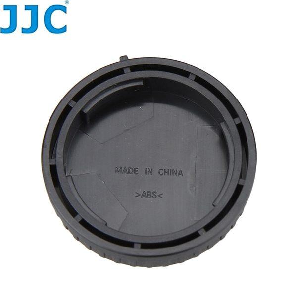 我愛買#JJC副廠Nikon 1鏡頭後蓋Nikon1鏡頭後蓋相容Nikon原廠LF-N1000背蓋1-Mount後蓋Nikon尾蓋