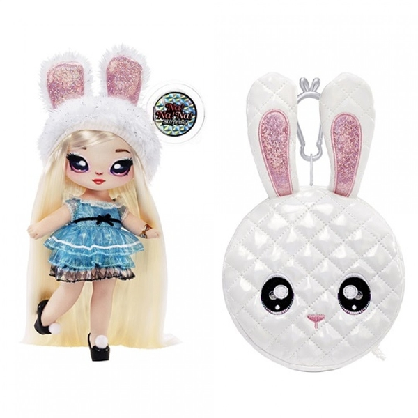 《 MGA Entertainment 》Na!Na!Na!砰砰驚喜娃娃-Alice Hops / JOYBUS玩具百貨