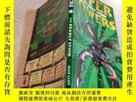 二手書博民逛書店super罕見powers the deadly stink超能力致命的臭味Y200392