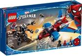 樂高LEGO SUPER HEROES 蜘蛛人噴氣式飛機vs猛毒機甲 76150 TOYeGO 玩具e哥