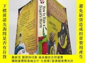 二手書博民逛書店How罕見to ride a dragon s Storm:如何駕馭巨龍風暴Y200392
