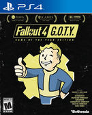 PS4 Fallout 4 Game of The Year Edition 異塵餘生 4 年度版(美版代購)