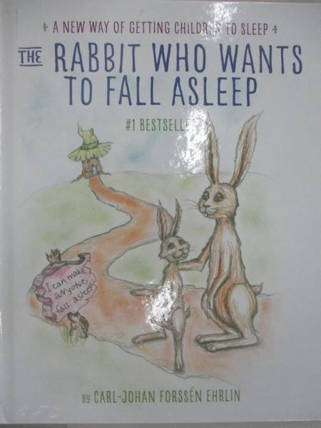 【書寶二手書T1/少年童書_D2J】The Rabbit Who Wants to Fall Asleep: A New Way…