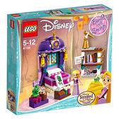 樂高積木LEGO 迪士尼公主系列 41156 長髮公主 樂佩的城堡臥室