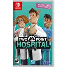 [哈GAME族]免運費 可刷卡●超KUSO醫院模擬●NS 雙點醫院 中文版 TWO POINT HOSPITAL 2/26發售