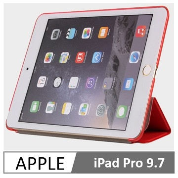 Apple iPad Pro 9.7吋 可立式保護殼-智能休眠/喚醒功能
