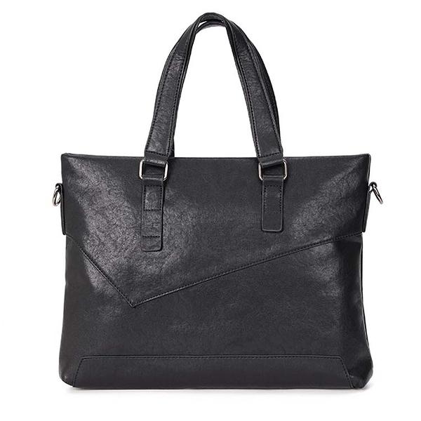 【5折超值價】潮流時尚歐美簡約風格男款公事包手提包