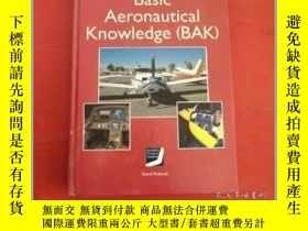 二手書博民逛書店Basic罕見Aeronautical Knowledge(BAK)Y26171 Aviation Theor