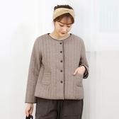正韓 绗縫鋪棉短外套 (6306) 預購