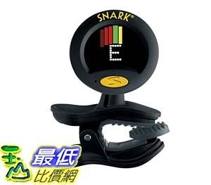 [105美國直購] Snark SN-8 夾式調音器 Super Tight All Instrument Tuner