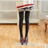 長筒襪子女過膝韓國日系高筒羊毛長腿春秋冬季超長加厚款膝蓋長襪 漾美眉韓衣