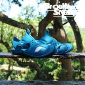 Nike Sunray Protect 2 PS 中童 魔鬼氈 涼鞋 藍色 (布魯克林)  2018/7月 943826301