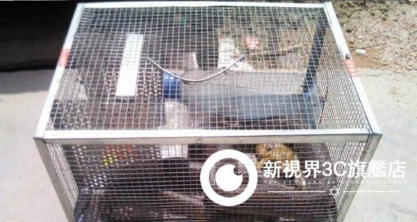 大號全自動連續捕鼠器家用老鼠籠子撲鼠滅鼠神器抓鼠驅鼠捉鼠工具