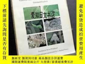 二手書博民逛書店【罕見】1986年出版 Breeding Butterflies and MothsY175576 Ekkeh