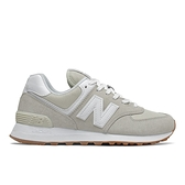 New Balance 女款淺灰色運動休閒鞋-NO.WL574PC2