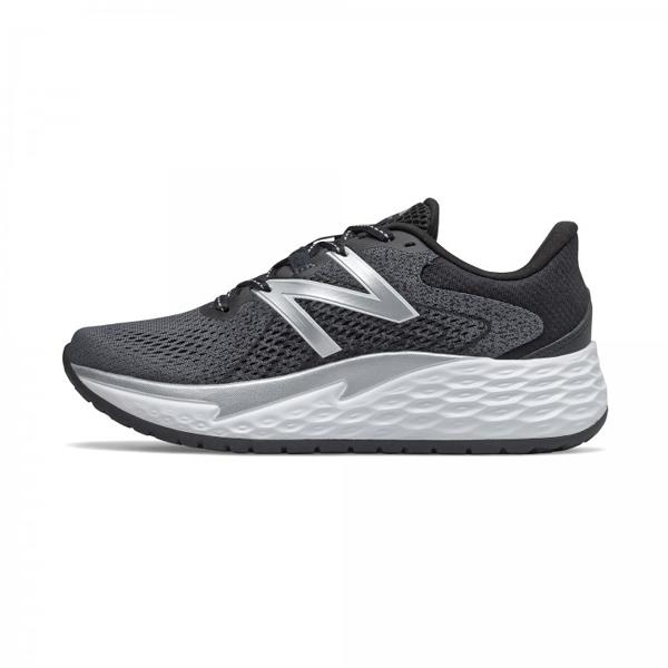 NEW BALANCE 黑白 網布 女款慢跑鞋 WVARELB1 【FEEL 9S】