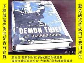 二手書博民逛書店THE罕見DEMONATA DEMON THIEFY14502