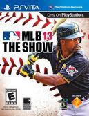 PSV MLB 13 The Show 美國職棒大聯盟 13(美版代購)