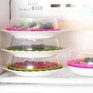 可疊加設計保鮮蓋 廚房 微波 冰箱 加熱...