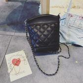 手機包抖音手機包女新款潮韓版百搭斜背包零錢包爆款鏈條迷你小包包 喵小姐