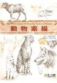 (二手書)動物素描
