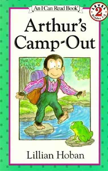 (二手書)An I Can Read Book Level 2: Arthur's Camp-Out
