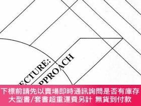 二手書博民逛書店Architecture:罕見Formal Approach-體系結構:形式化方法Y414958 Jerzy