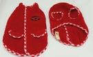 ★特價出清 DAB.喜氣紅色溫暖毛茸狗衣服,無袖口貼心設計,短腿一族的狗狗,及貓咪都很適穿哦