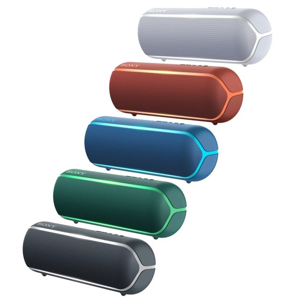SONY 無線藍芽重低音喇叭 SRS-XB22
