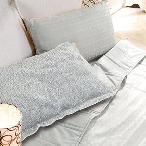 【源之氣】竹炭超細纖維柔軟枕頭巾(2入) RM-10365