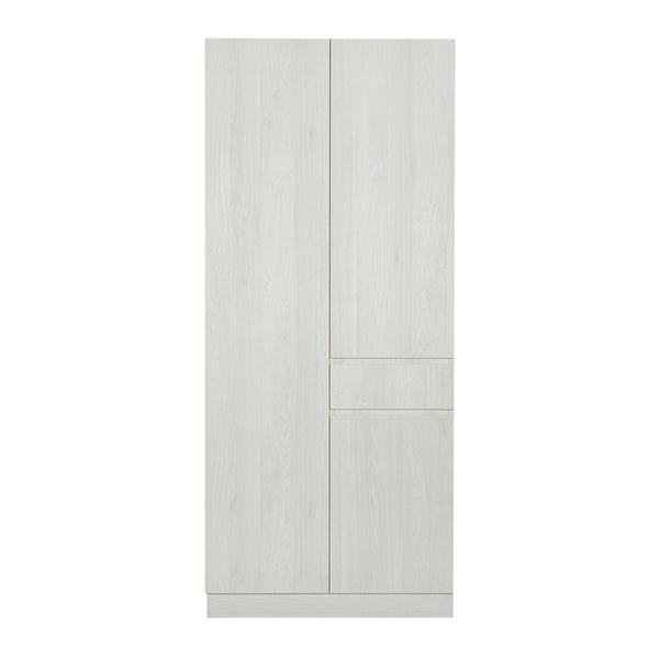 【Arkhouse】伯利恆系列-玄關右抽雙開門高鞋櫃 W100*H218*D38