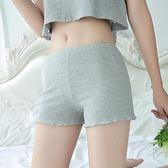 防走光保險短褲子安全褲女夏外穿薄款胖mm純棉