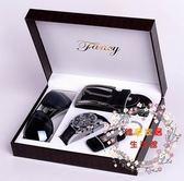 特殊生日禮物父親節老公錶白禮盒裝送給浪漫送爸爸送禮女朋友精品