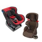 【愛吾兒】Combi 康貝 WEGO 初生型(0-4歲) +New Buon Junior S款 成長型(3-11歲) 安全汽車座椅組合