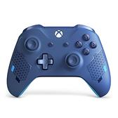 [哈GAME族]免運費●限量新色●XBOX ONE Sport Blue 寶石藍 特別版 原廠無線控制器 支援電腦遊戲