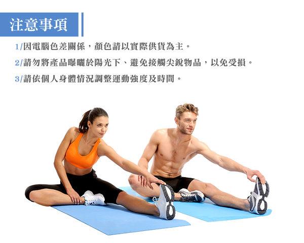 《6MM~藍色》 172*61cm 瑜珈墊/運動墊/防滑墊/運動墊/伸展墊/瑜珈用品