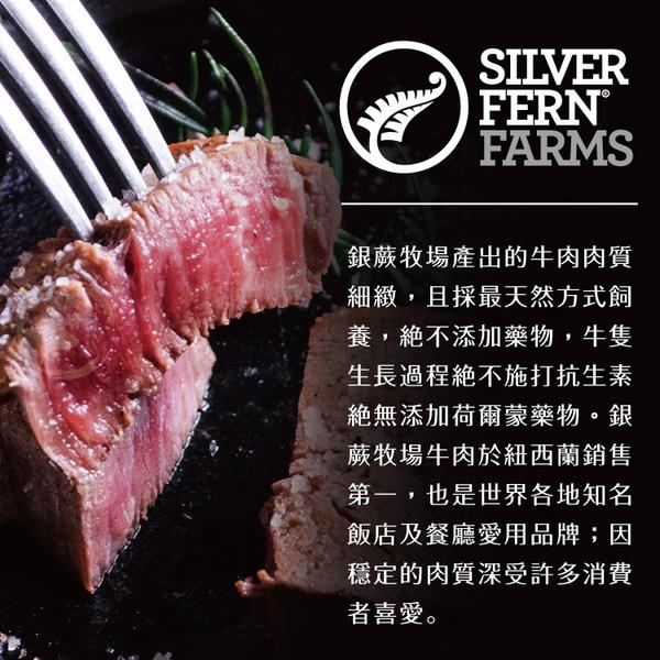 【免運直送】紐西蘭銀蕨PS極鮮嫩菲力牛排10片組(100公克/1片)