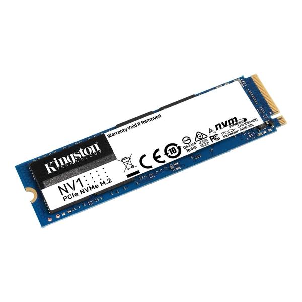 金士頓 Kingston NV1 1TB NVMe PCIe M.2 SSD 固態硬碟