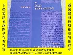 二手書博民逛書店Exploring罕見the OLD TESTAMENT(平裝庫存)Volume 4Y6318 Gordon