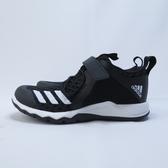 Adidas RAPIDAFLEX BTH 中童款 魔鬼氈 運動鞋 G28701 公司貨 黑【iSport愛運動】