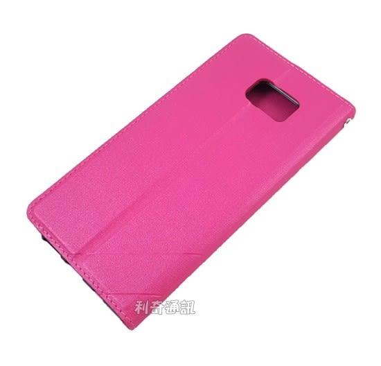 【Xmart】磨砂側掀皮套 Samsung N930FD Galaxy Note 7
